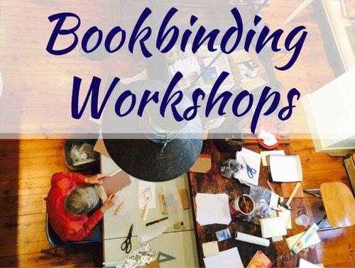 2016 Bookbinding Workshops